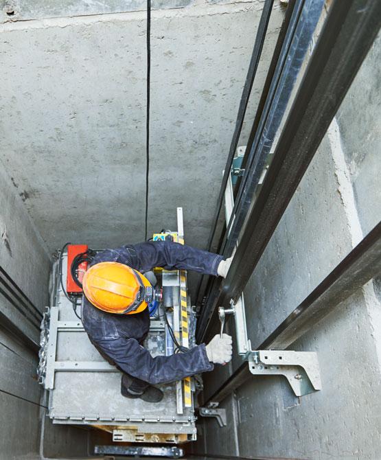 Aufzugsmontage & Service und Reparatur von Kimmel Aufzüge GmbH